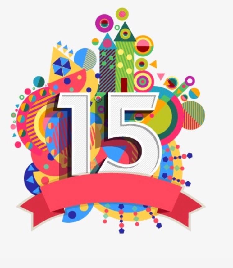 НАМ 15!!!!! -