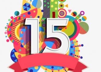 НАМ 15!!!!!